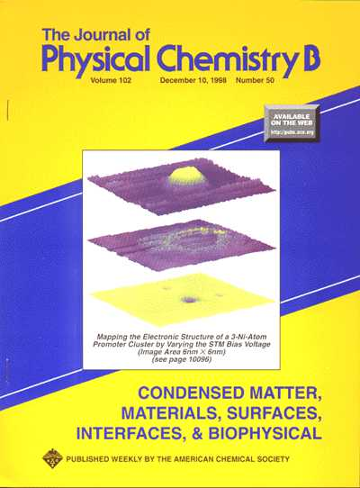 JPhysChem Cover