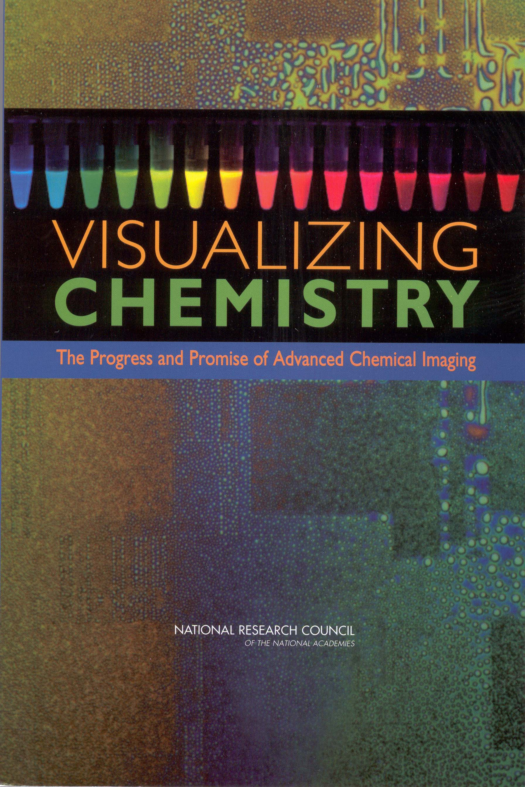 Visualizing Chemistry Cover